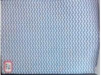 35g蓝波浪纹,水刺布厂家,皮革基布厂家